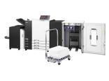 Μονάδα στοίβαξης υψηλής χωρητικότητας φύλλων εκτυπωτή