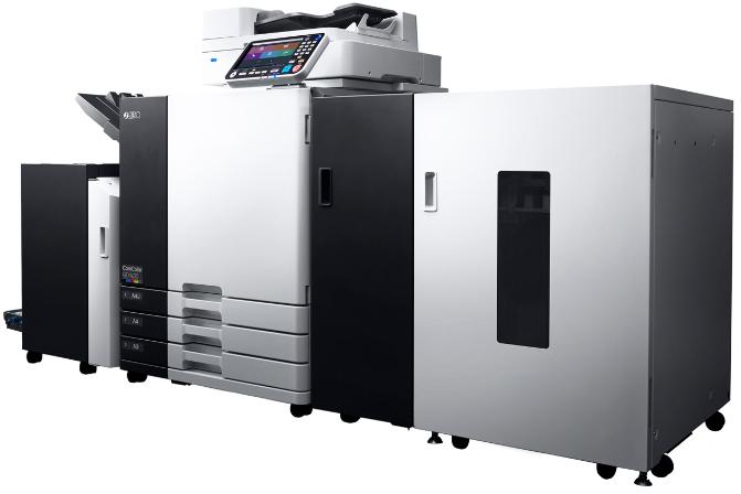 Έγχρωμο παραγωγικό εκτυπωτικό σύστημα GD7330/9630