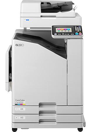 Έγχρωμο πολυλειτουργικό σύστημα εκτύπωσης FW5000