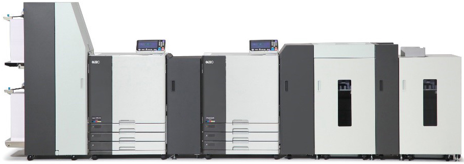Έγχρωμο παραγωγικό εκτυπωτικό σύστημα Τ2100 VALEZUS